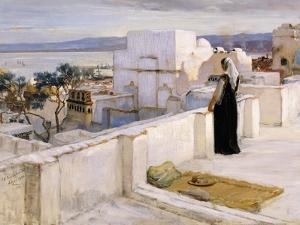 Algiers, 1886 by Frederick Arthur Bridgman
