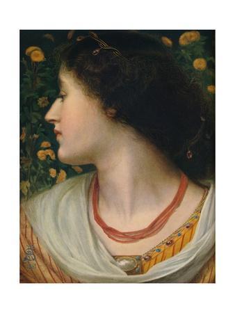 'La Belle Isolde', 1862