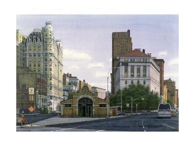 72nd Street, 1990