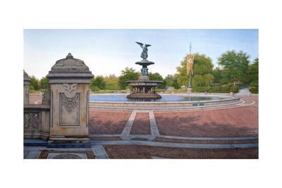 Bethesda Fountain, 1992