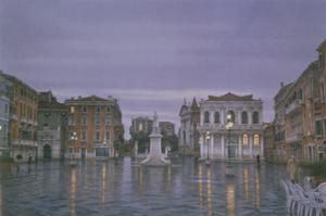 Campo Santo Stefano, 1997 by Frederick Brosen