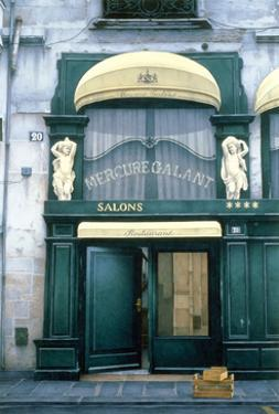 Mercure Gallant, 1995 by Frederick Brosen