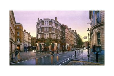 New Row, London, 1999