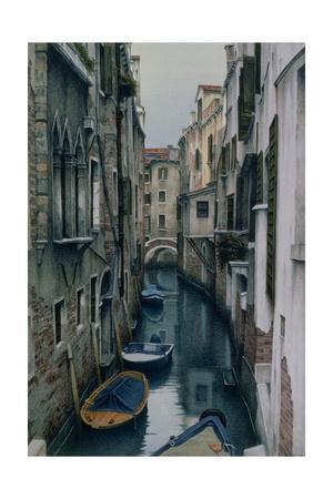 Venice Canal I, 1993
