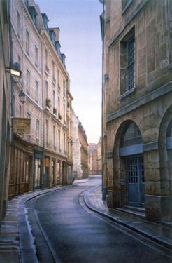 Village St. Paul, 2001 by Frederick Brosen