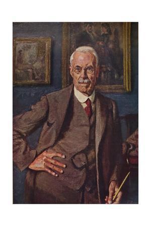 'Portrait of the Artist', 1932 (1935)