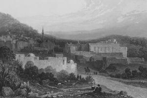 Nazareth by Frederick Catherwood