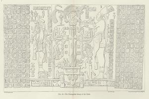The Palenquean Group of the Cross by Frederick Catherwood