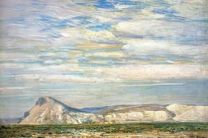 Harney Desert No.20 by Frederick Childe Hassam