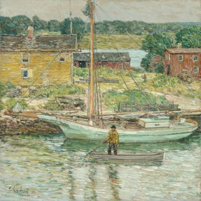 Oyster Sloop, Cos Cob 1902