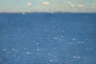 The West Winds, Isles of Shoals by Frederick Childe Hassam