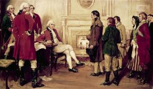 The Boston Boys Protest to General Thomas Gage by Frederick Coffay Yohn