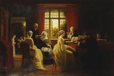 Music at the Parsonage