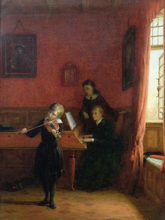 The Solo, 1874