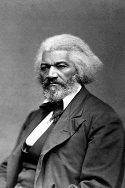 Frederick Douglass Seated Portrait
