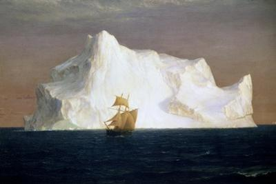 Iceberg, 1891 by Frederick Edwin Church
