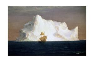 Iceberg, 1891 by Frederick Edwin Church