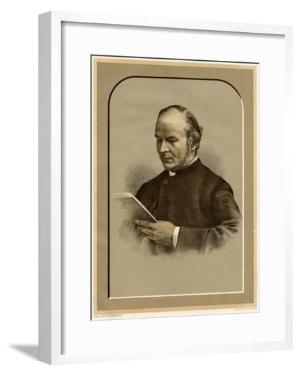 Frederick Farrar--Framed Giclee Print