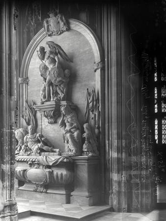 Monument to George Villiers, 1st Duke of Buckingham, Westminster Abbey, London