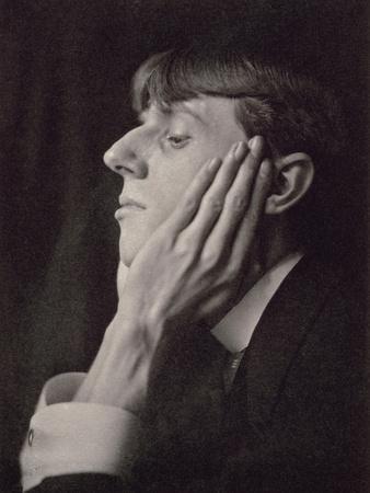 Portrait of Aubrey Beardsley