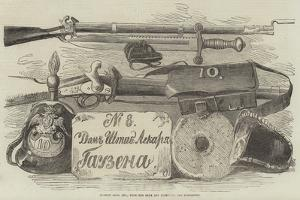 Russian Arms, Etc, from the Alma and Inkerman, and Bomarsund by Frederick John Skill
