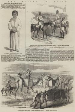 The Mutiny in India by Frederick John Skill