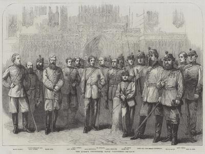 The Queen's Westminster Rifle Volunteers