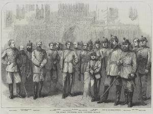 The Queen's Westminster Rifle Volunteers by Frederick John Skill