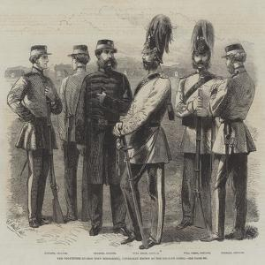The Volunteer Guards (32nd Middlesex), Generally known as the Six-Foot Corps by Frederick John Skill