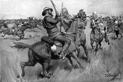 Battle of Blood River, 2nd Boer War, September 1901