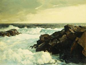 Hightide by Frederick Judd Waugh