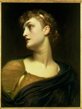 Antigone by Frederick Leighton