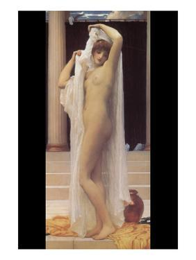 Bath of Psyche by Frederick Leighton