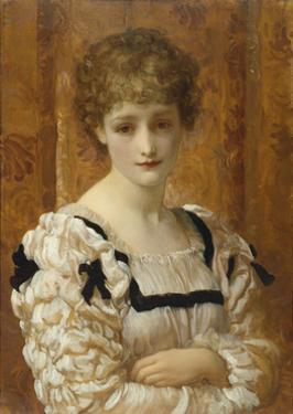 Bianca, C.1881 by Frederick Leighton