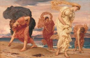 By the Sea by Frederick Leighton