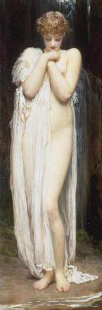 Crenaia (The Nymph of the Dargle), 1880