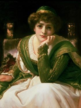 Desdemona by Frederick Leighton