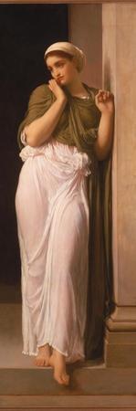Nausicaa, 1878 by Frederick Leighton