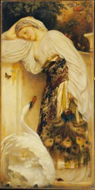 Odalisque by Frederick Leighton