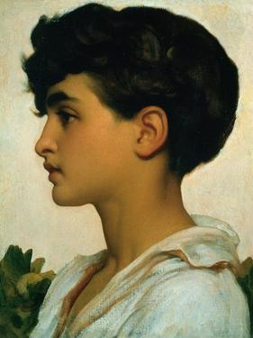 Paolo, 1875 by Frederick Leighton