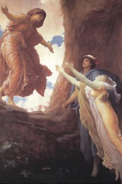 Return of Persephone by Frederick Leighton
