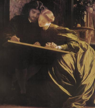 The Painter's Honeymoon, 1864