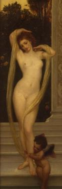 Venus and Cupid by Frederick Leighton