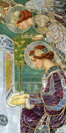 St. Cecilia, 1903 by Frederick Marriott