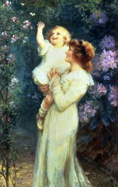 Playtime by Frederick Morgan