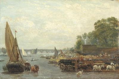 Westminster Bridge, C.1820-30