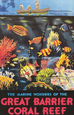 Great Barrier Coral Reef c.1933