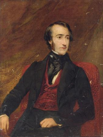 Portrait of Sir Edward Colebrooke, 1843