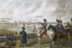 Boston: Evacuation, 1776 by Frederick T. Stuart