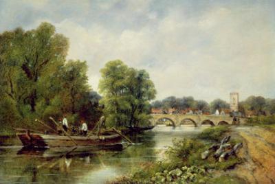 The Bridge at Henley-On-Thames